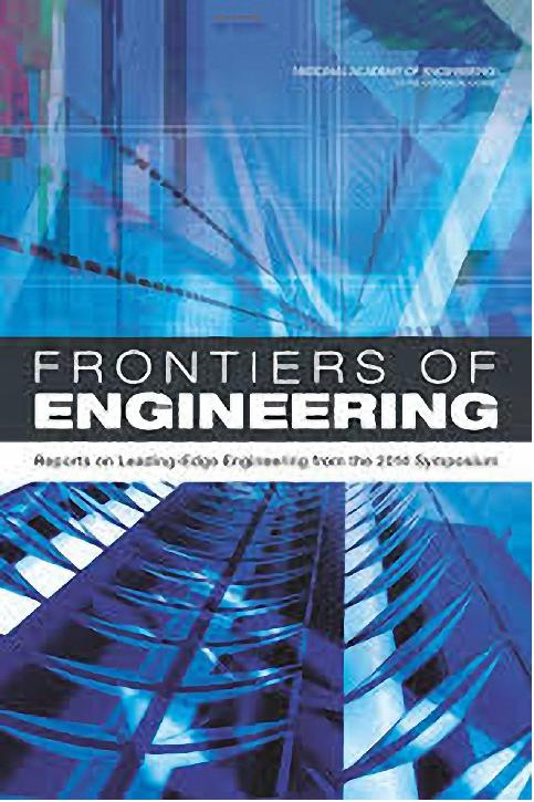 Frontiers of Engineering:: Reports on Leading-Edge Engineering from the 2014 Symposium