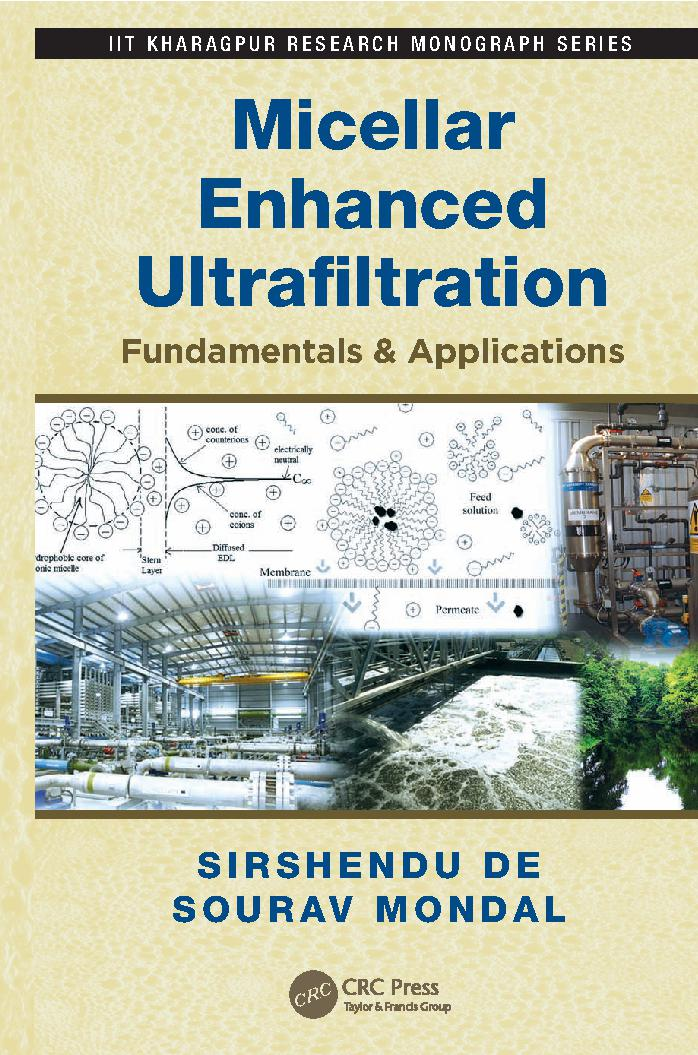 Micellar Enhanced Ultrafiltration: Fundamentals & Applications