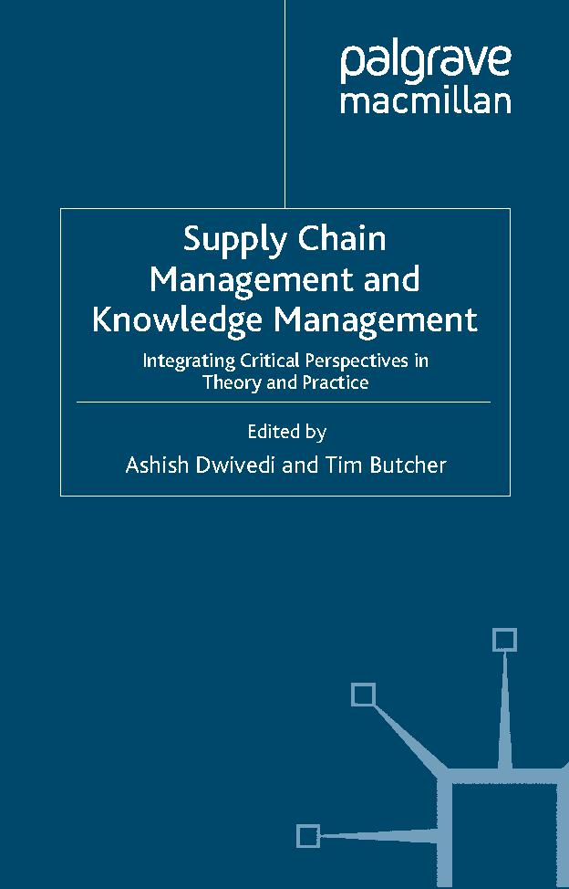 Supply chain-management and knowledge management