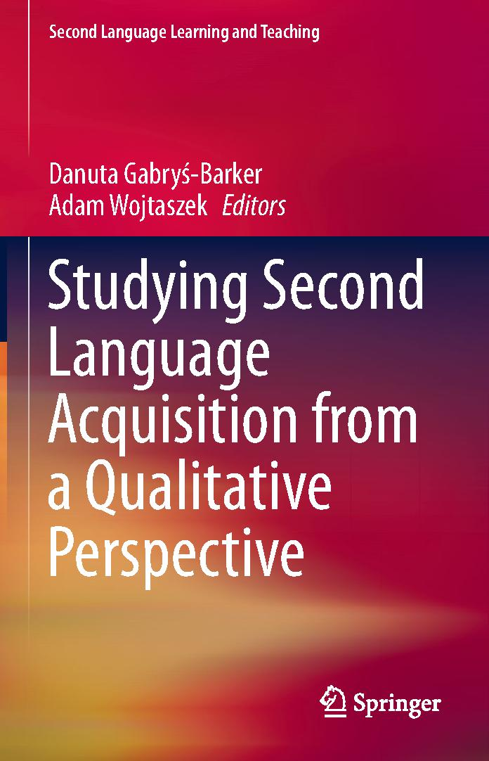 Studying Second Language Acquisition from a Qualitative Perspective