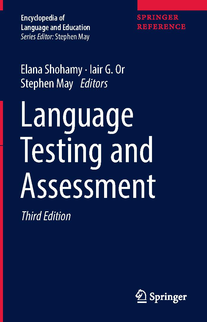 Language Testing and Assessment - Third Edition